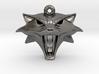 Witcher Cat School Pendant 3d printed