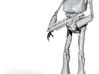 T-Series Tactical Droid TA-175 Legion Scale 3d printed