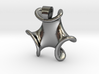 Trilob [pendant] 3d printed