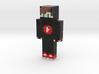 GeMeRedstone   Minecraft toy 3d printed