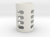 PPV2 - Mainblade Shinethru Plug 3d printed
