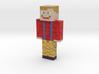 Spartank1220 | Minecraft toy 3d printed