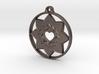 Heart In Love 3d printed