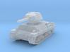 P-40 Heavy Tank 1/144 3d printed