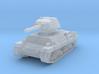 P-40 Heavy Tank 1/200 3d printed