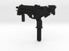 1:3 Miniature Sombra Machine Pistol 3d printed