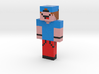 Dobbelmine | Minecraft toy 3d printed