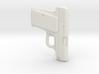 1:3 Miniature Browning M1906 Gun 3d printed
