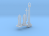 1/48 Wasteney Smith Stockless Anchor 128cwt 3d printed 1/48 Wasteney Smith Stockless Anchor 128cwt