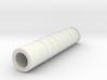 Silencer Handguard in One (Nerf N-Strike Modulus) 3d printed