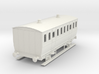 0-55-mgwr-4w-3rd-class-coach 3d printed