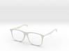Akira 101 glasses 3d printed