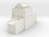 the great wall of china  1/600 tower s  roof  3d printed