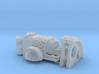 Vegaram SteamRuss Engine & Rockers 3d printed