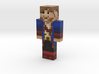 GameSultan   Minecraft toy 3d printed