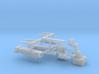 1/64th Heavy wrecker tow lift boom 3d printed