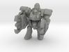 Starcraft 1/60 Terran Marauder Mercenary small war 3d printed