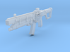1:6 Miniature SOWSAR-17 Type G Assault Rifle 3d printed
