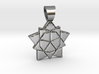 Golden ratio tiling - Star [pendant] 3d printed