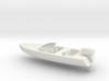 Printle Thing Speed Boat - 1/24 3d printed
