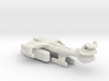 3125 Scale Klingon B10TK Emergency Battleship WEM 3d printed