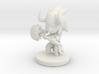 Earthshaker Barbarian Teria 3d printed