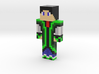 LC Skin 2018 HD   Minecraft toy 3d printed