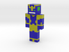 Nascarfan18 | Minecraft toy 3d printed