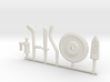 BotBots Weapons Pack (Multisize) 3d printed