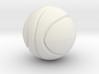 Printle Thing Basket ball - 1/24 3d printed