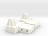 f10001-02 Nikko Bison/F10 Pivot Block, No Collar 3d printed