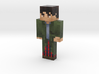 __ArthurDent__ | Minecraft toy 3d printed
