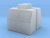 Ice Machine 01. HO Scale (1:87) 3d printed