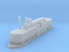 1/1000 USN Red Rover 3d printed