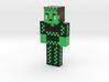 MrLimeGrass | Minecraft toy 3d printed