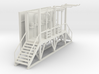 'HO Scale' - Truck Filling Station 3d printed
