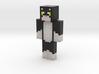 dragonasaurfnaf | Minecraft toy 3d printed