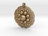 Sphere Fractal Pendant 3d printed