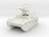 1/160 (N) 7TP light tank 3d printed