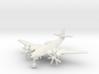 (1:144) Messerschmitt Me 262 A-1a/U4 Turboprop 3d printed