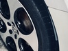 Rear Trim Wheel Cover for VW Polo 6R (LEFT) 3d printed