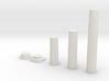 Doric Column 3d printed