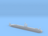 1/2400 Scale USS Dolphine AGSS-555 3d printed