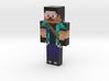Skin564   Minecraft toy 3d printed