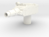 28mm Invader turret custom ring 3d printed