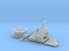 1/48 Twin 20mm Oerlikon MKV Mount Not in Use 3d printed 1/48 Twin 20mm Oerlikon MKV Mount Not in Use