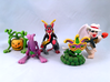 2 Inch Monsters: Holiday Monsters 01 3d printed