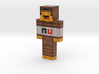 Waffle_WC | Minecraft toy 3d printed