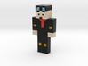 Minicoopstar11   Minecraft toy 3d printed