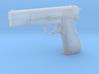 1:3 Miniature Browning P35 3d printed
